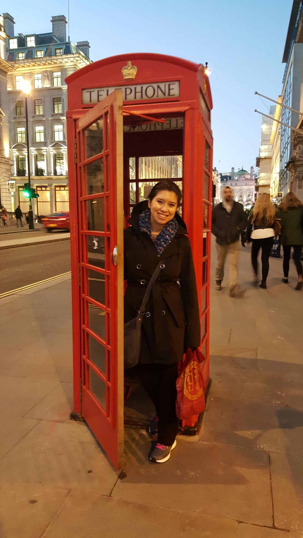 Lauren in London Photo