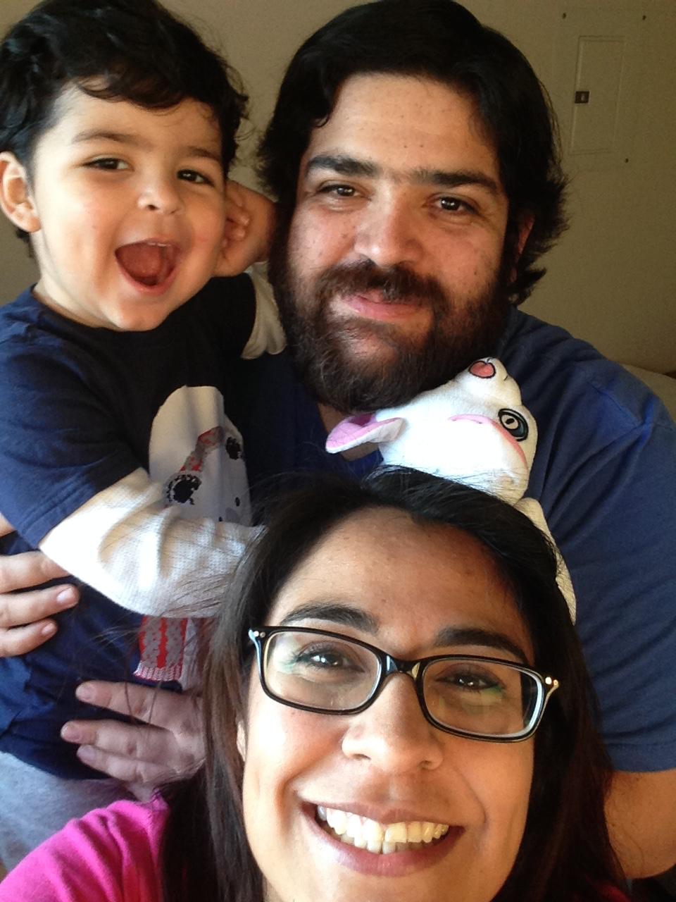 Leo Family Photo 2