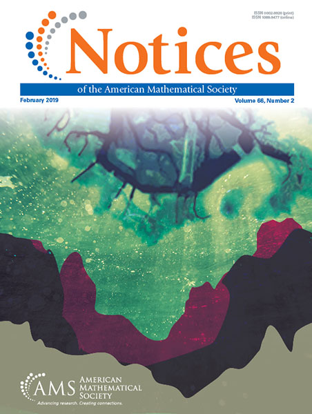 AMS Notices Cover Feb 2019