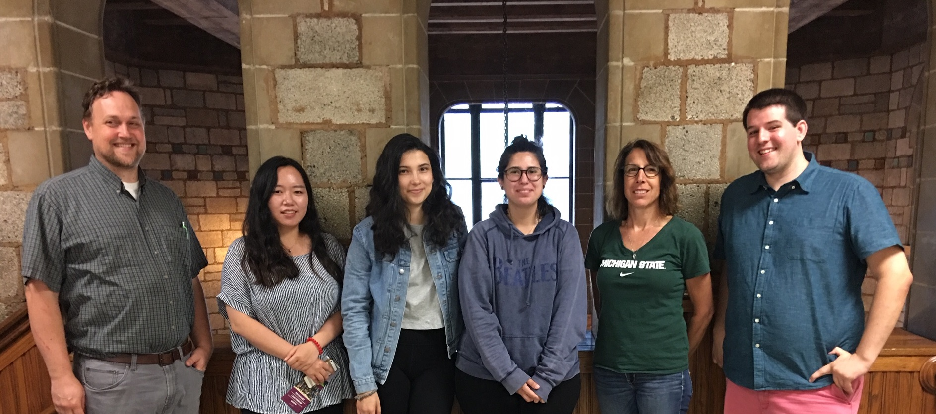 Photo of Incoming Math Ed Doctoral Students for Fall 2019