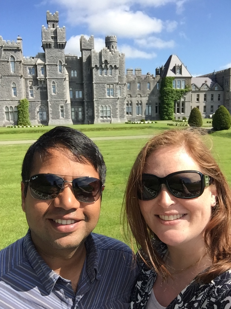 Shiv and Monica UK/Europe travels photo