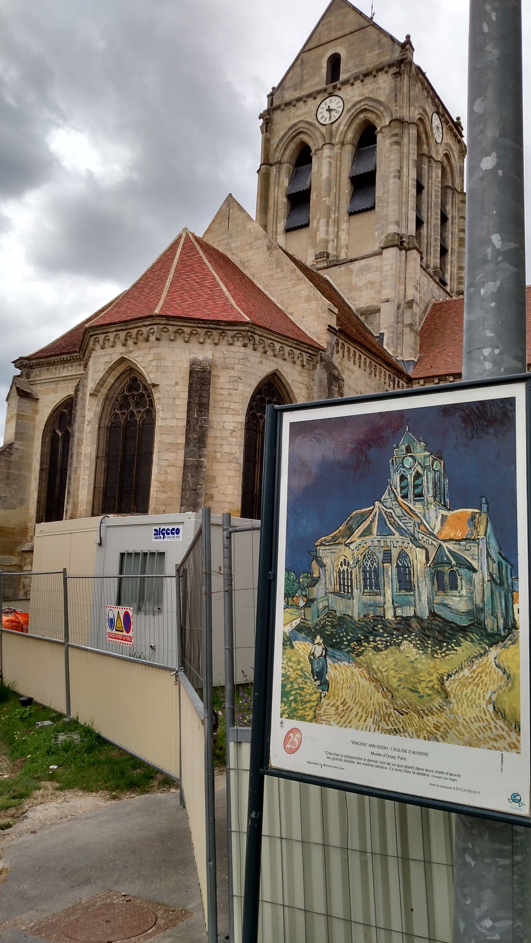 Bowers Church van Gogh